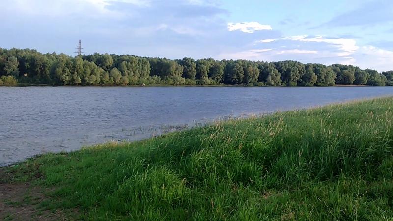 Volkhov river near Veliky Novgorod