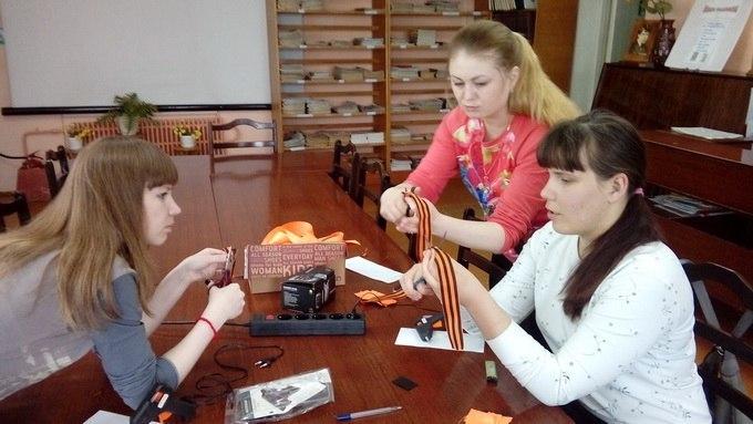 Интерактивный вечер ко Дню Победы устроят в библиотеке на Дмитровке