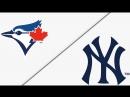 AL / 21.04.2018 / TOR Blue Jays @ NY Yankees (3/4)