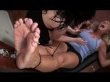 Milf Debbie - Ticklish After a Workout [HD]