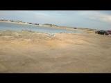Азовское озеро. курлык-курлык
