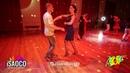 Ksenia Kozlovskaya and Miguel van der Heijden Salsa Dancing at KISF, Saturday 02.06.2018