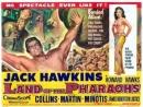 Land of the Pharaohs (1955) Joan Collins, Jack Hawkins, Dewey Martin