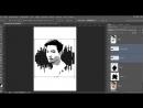 Как сделать аватар в Фотошоп- Очень простой аватар