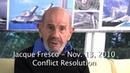 Разрешение конфликтов Жак Фреско Проект Венера
