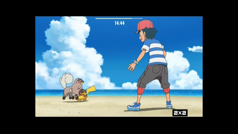 [FRT Sora] Pokemon the series SunMoon - Season 20 - Episode 15 [576p]