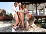 Rihanna Samuel, Diamond Cross, Rocco - Psycho Teens (Anal All Sex POV porn HD Анал Секс Порно 2017)