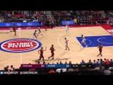 LeBron James, Kevin Love Full Highlights vs Pistons.