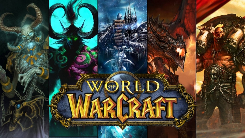 Трейлер World of Warcraft- Warlords of Draenor