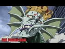 Saitama Sonic Genos Heroes vs Deep Sea King English Dub