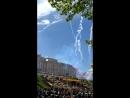 Открытие фонтанов 2018 в Петергофе.