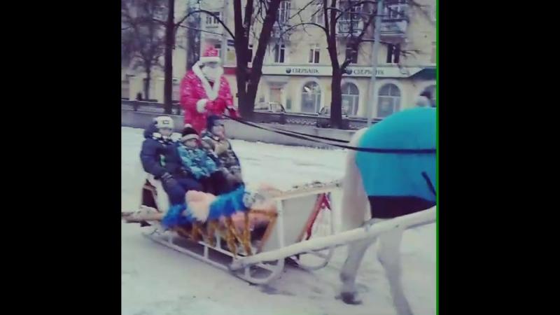Qui ce ancora Babbo Natale in giro ❄⛄🎅🐧❄