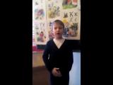 Ғафури районы Родина мәктәбенең 1 класс уҡыусыһы Ғәлиев Радмир