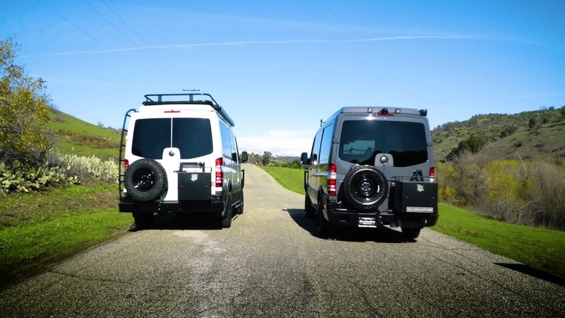Exclusive Outfitters Mercedes Sprinter 4X4