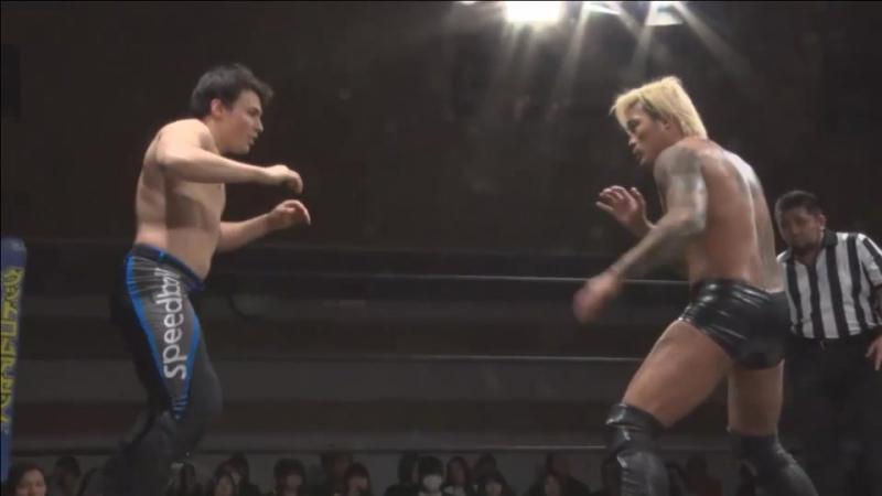 Mike Bailey vs. Yukio Sakaguchi (DDT - D-Ou Grand Prix 2018 - Day 5)