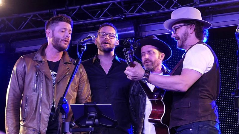 JIB 2018 Monday Concert Seven Bridges Road - Quattro Formaggio - Jensen, Jason, Rob, Richard