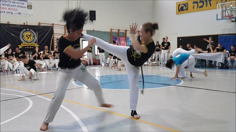 Campeonato cordao de ouro israel 2018 regional feminina