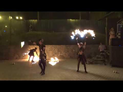 Fire show амазония 3