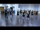 Видео-урок (I-семестр: декабрь 2017г.) - филиал Заречный, группа 5-8 лет, Основы современного танца