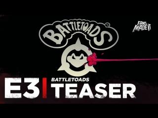 ENG | Тизер: «Battletoads» | E3 2018