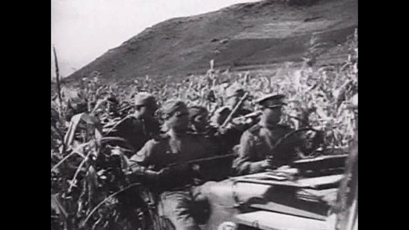 Война 1941-1945-17 Япония ЛИВНЫ Документальное кино