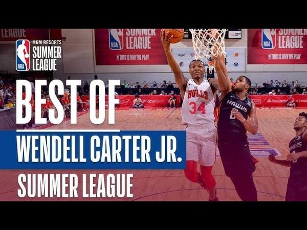 Best Of Wendell Carter Jr.   2018 MGM Resorts Summer League NBANews NBA