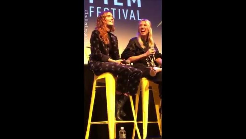 28 10 17 Саванна США Скриннинг фильма Год впечатляющего человека на кинофестивале SCAD Savannah Film Fest2