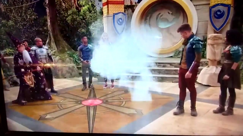 KNIGHT SQUAD new Nickelodeon TV show series SE1 EP2