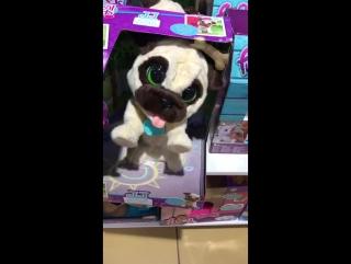 Интерактивный щенок FurReal Friends «Джей Джей».
