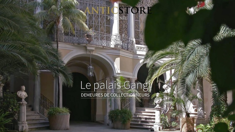 Palazzo Gangi - Anticstore
