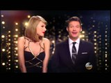 Taylor Swift New Year's Eve Commercial