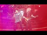 Queen and Adam Lambert Get Down Make Love + I Want It All Leeds 6-12-2017