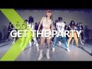 Viva dance studio CØDE - Get The Party  Jane Kim Choreography.