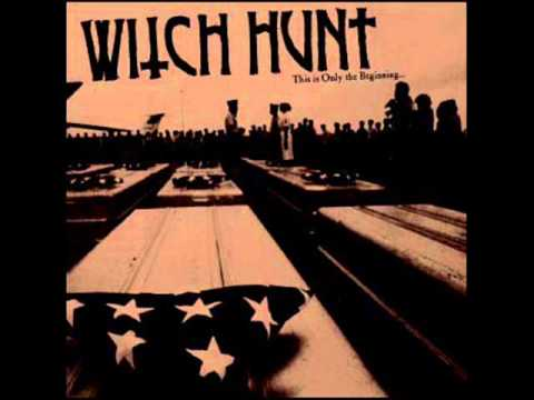 Witch Hunt - This Is Only The Beginning... [full album]