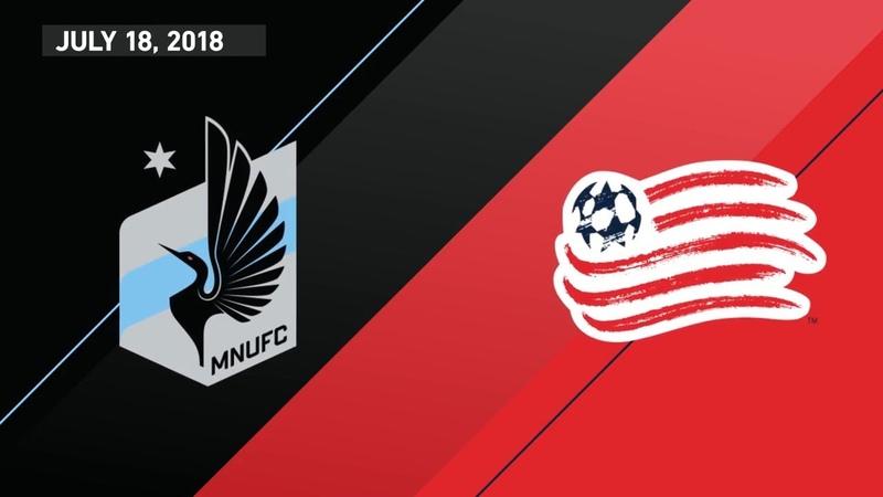 HIGHLIGHTS: Minnesota United FC vs. New England Revolution | July 18, 2018