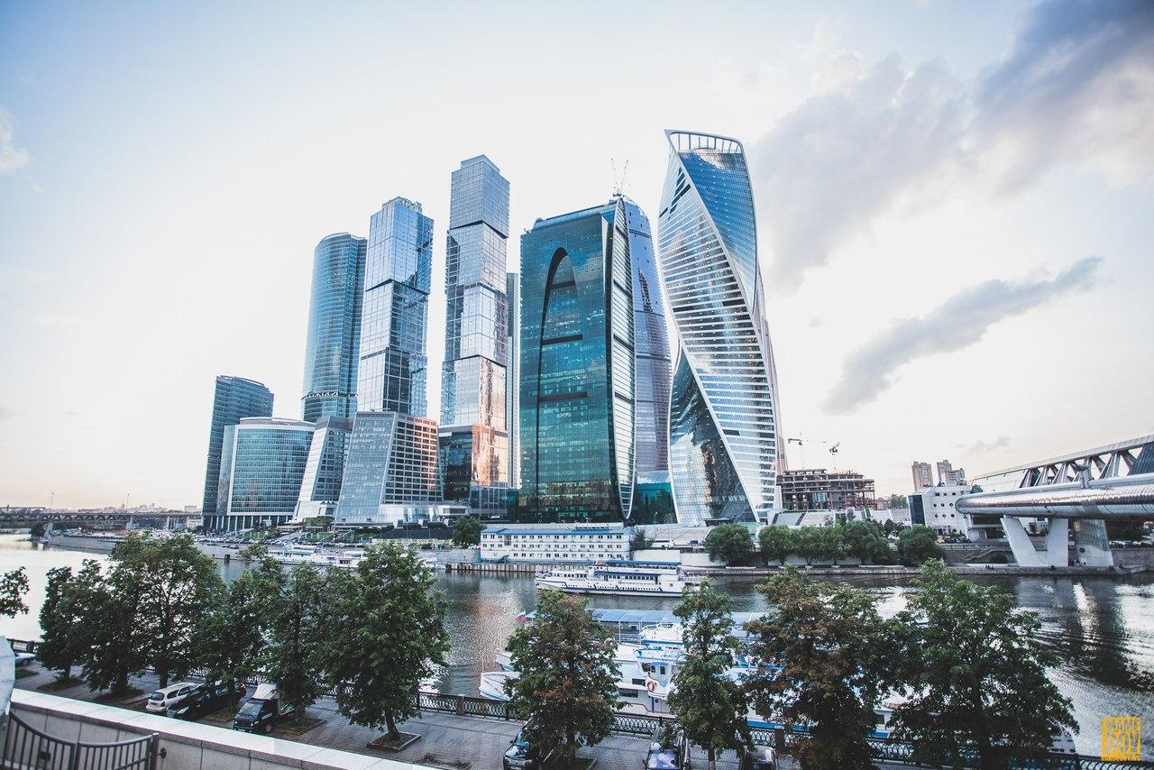 Москва Сити - 2015