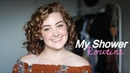 My Shower Routine for My Wavy Curly Hair Gillian McLellan
