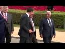 Бухой Юнкер на саммите НАТО