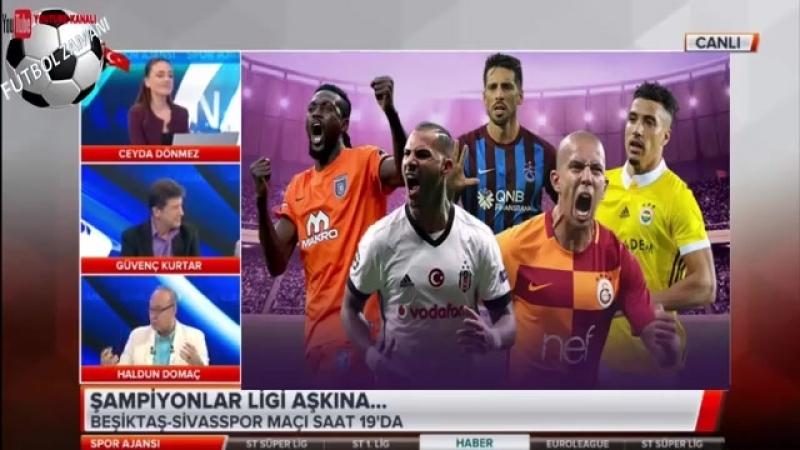 Beşiktaş Sivasspor Maçı Öncesi Son Gelişmeler 19 Mayıs 2018