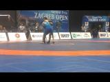 Grand Prix Zagreb Open 1/2 Final Beytekin Ugur ( TUR ) - Marat Garipov ( BRA )