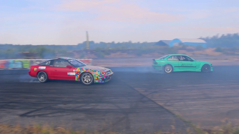 HULTSFRED DRIFTDAYS DAG 1 | FULL OUT DRIFTING MADNESS