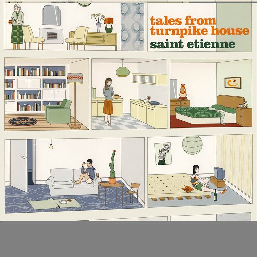 Saint Etienne альбом Tales From Turnpike House