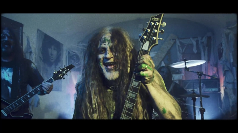Three Thirteen - Brain Damage (Undead) (2016) (Official Video)