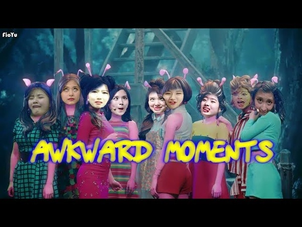 Twice vs. Awkward Moments Part 2