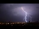 Ночная гроза освежила Москву очевидцы делятся видео со вспышками молний