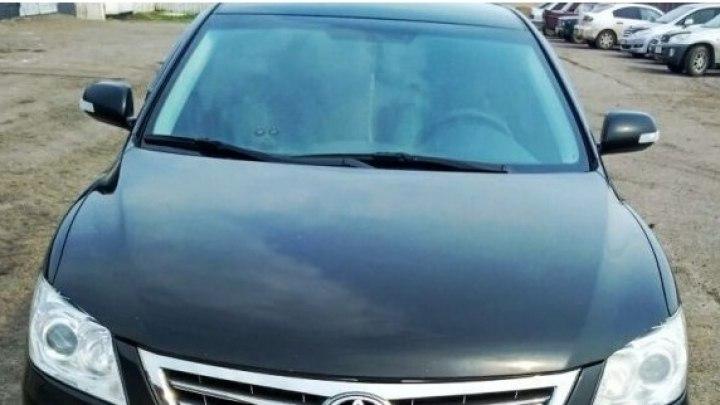 Угнанный в Томске автомобиль нашли в Севастополе