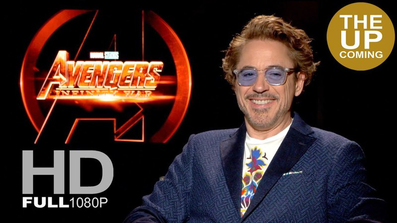 Robert Downey Jr praises Chris Hemsworth, first Iron man, Avengers directors. Infinity War interview
