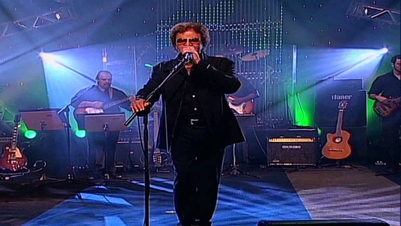 Reginaldo Rossi - Leviana (Ao Vivo, 2005) HD