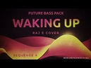 (Hip Hop Beat) Waking Up by Phenom! Drum Pad Machine (Sequence A) | Raj E Cover (HD Video)