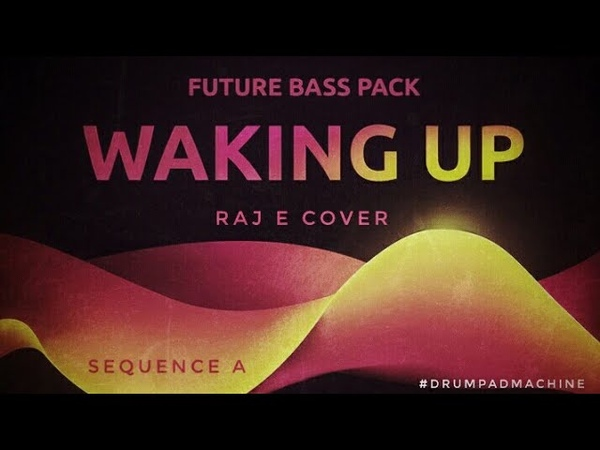 (Hip Hop Beat) Waking Up by Phenom! Drum Pad Machine (Sequence A)   Raj E Cover (HD Video)